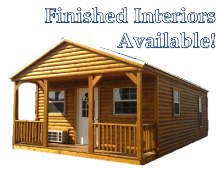 Portable Cabins | Cabins & More of Texas